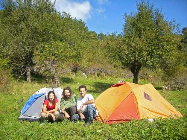 Στο Δάσος της Ελατιάς, ένα από τ' αγαπημένα μου μέρη στην Ελλάδα!