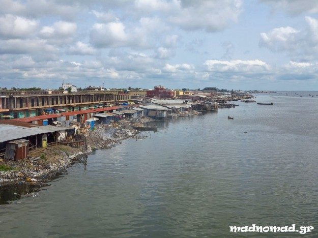 The labyrinthine Dantokpa Market in Cotonou.