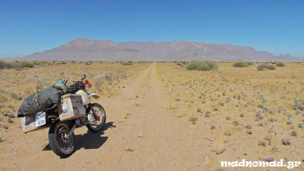 Those endless dirt roads of Namibia stole my heart away!