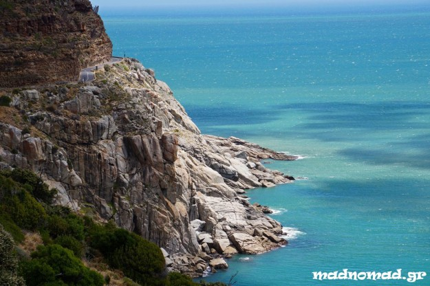 Chapman's Peak Drive is considered to be one of the most impressive routes of the world and I can tell why!