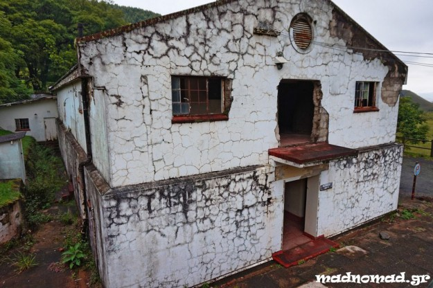 They even had a cinema in the old settlement of Bulembu...