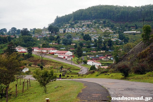 The reestablished settlement of Bulembu houses orphan children, who comprise about one fifth of Swaziland's population.