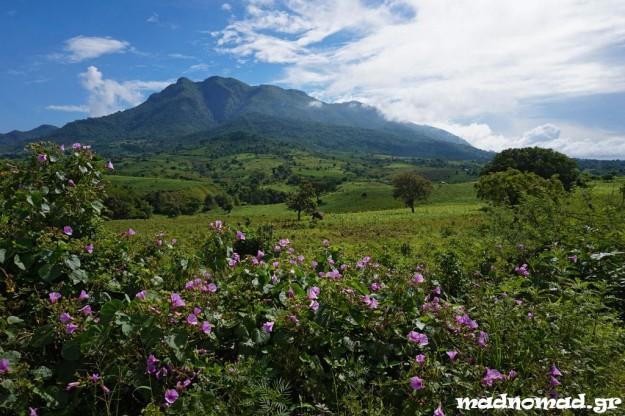 Πανέμορφα αιθιοπικά βουνά!