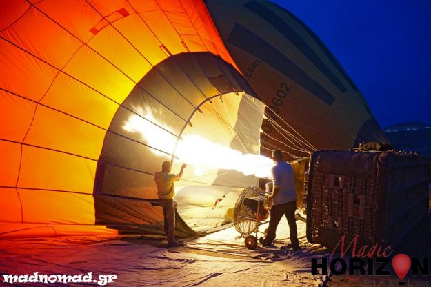 Magic Horizon took me to the skies in a hot-air balloon, just above Nile and the grand monuments of ancient Thebes!