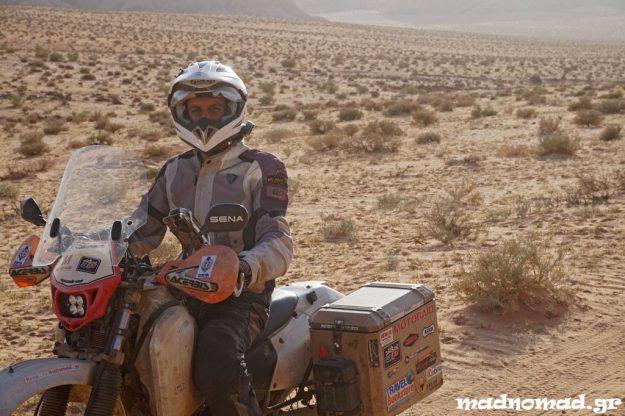 Απόλαυσα κάποιες καταπληκτικές, αληθινές εκτός δρόμου διαδρομές στην έρημο!