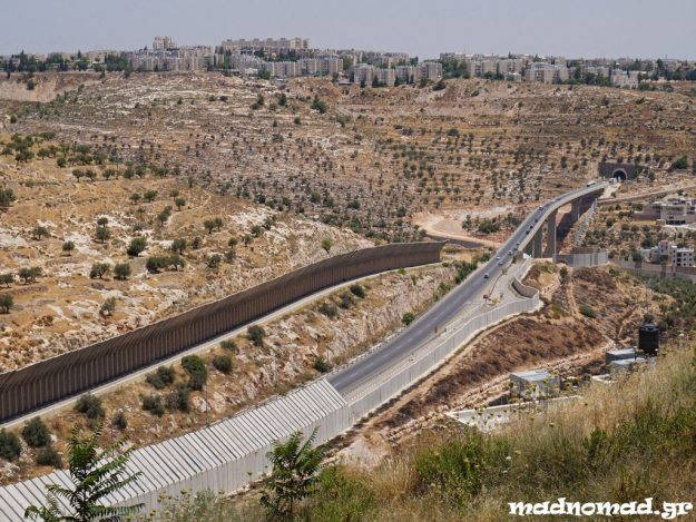 A major problem in the West Bank are the ever-expanding, illegal, Israeli settlements which steal more and more land from Palestinians. Now there are even highways in Palestine serving exclusively Israelis and foreigners while access to most Palestinians is forbidden.