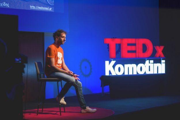 TEDx Komotini