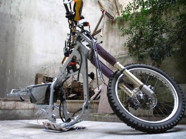 XR chopper
