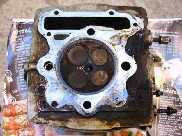 Engine's head